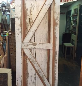 Pecky Cypress Barn Door 1