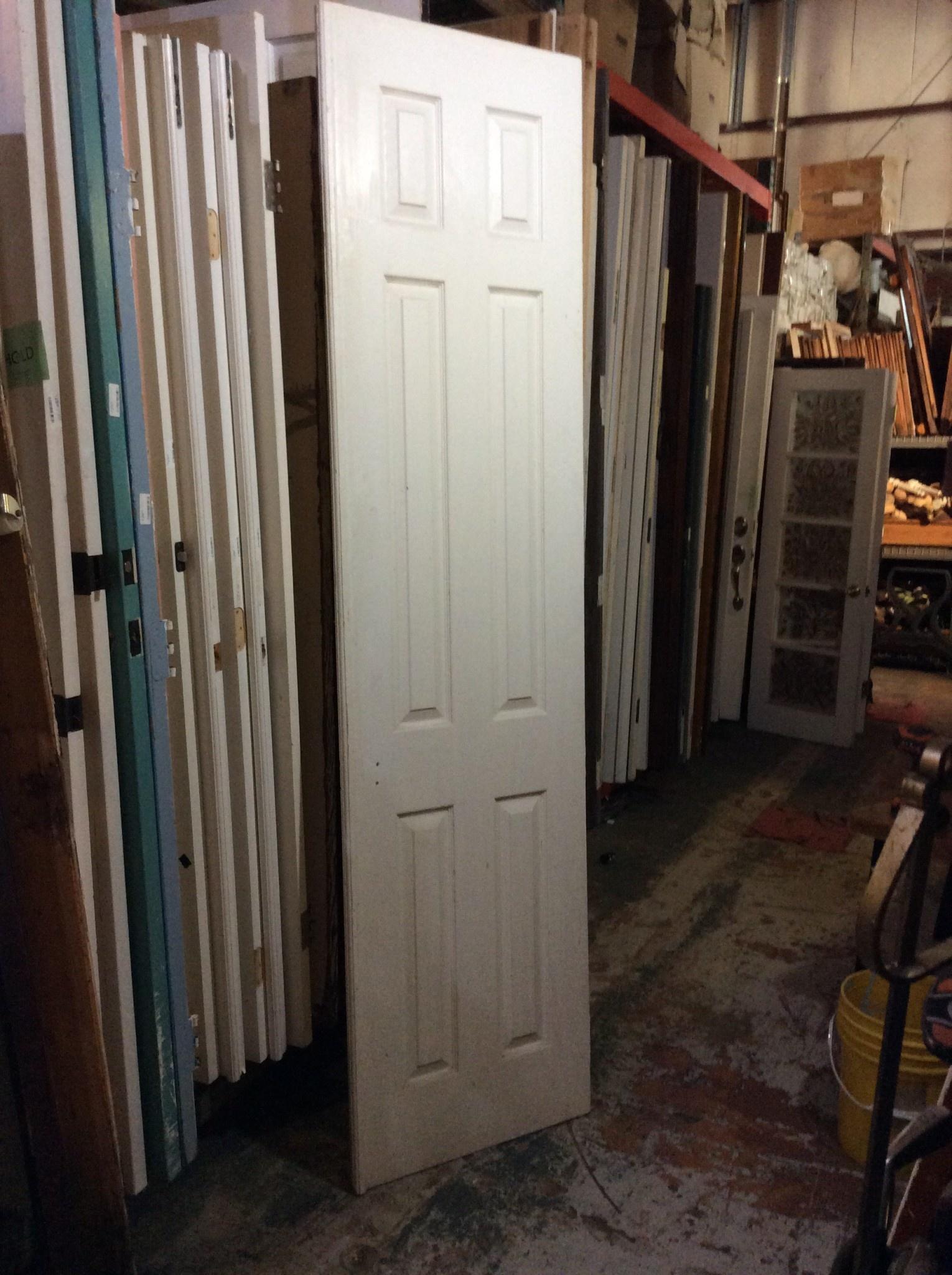"""6 Panel Door 95"""" x 24"""""""