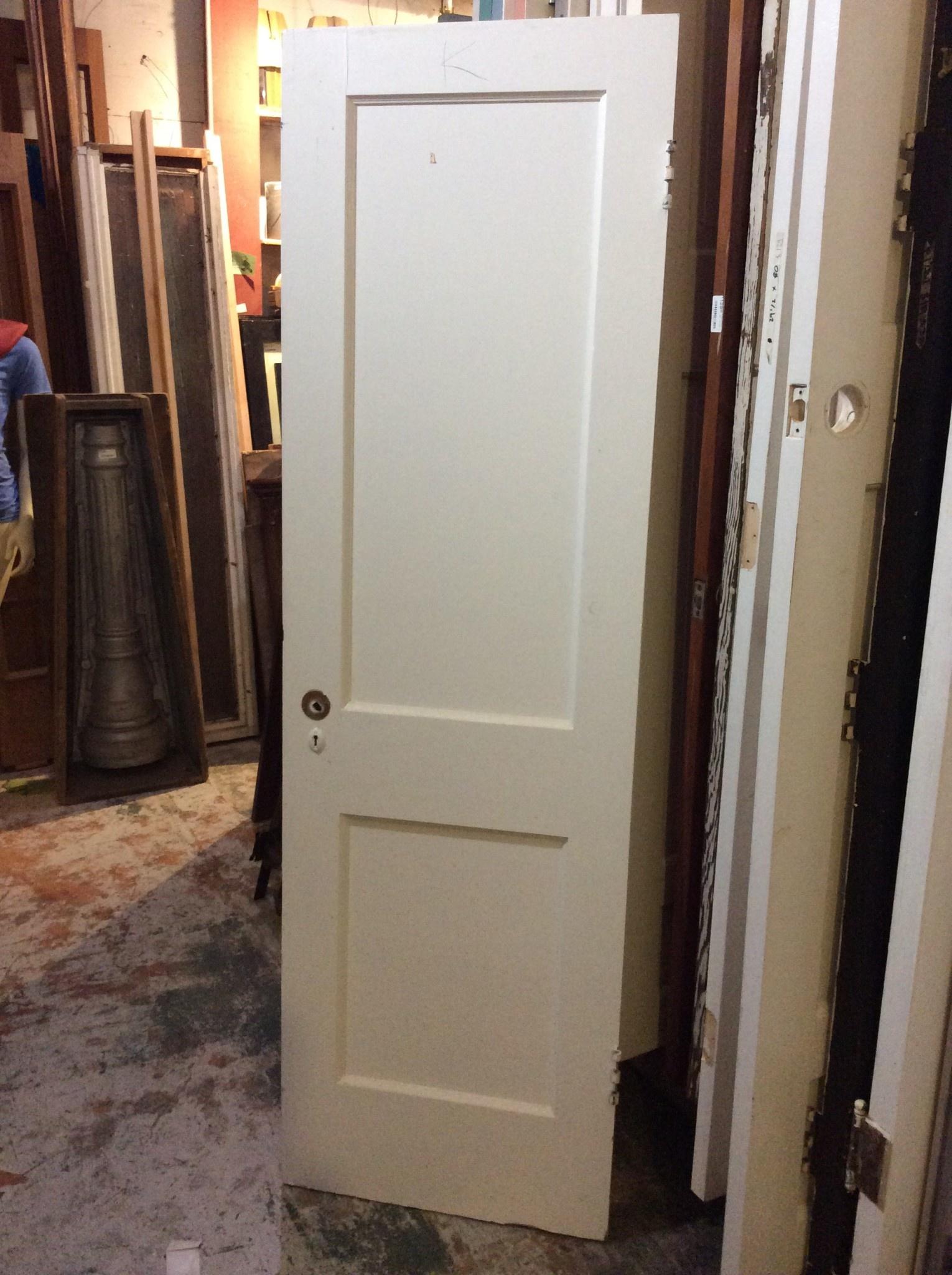 """2 Panel Door 24"""" x 78"""""""
