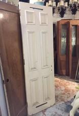 """6 Panel Wood Door 26 3/8"""" x 82 1/2"""""""