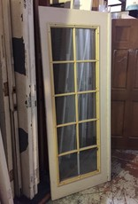 "10 Glass Panel Door 29"" x 77"""