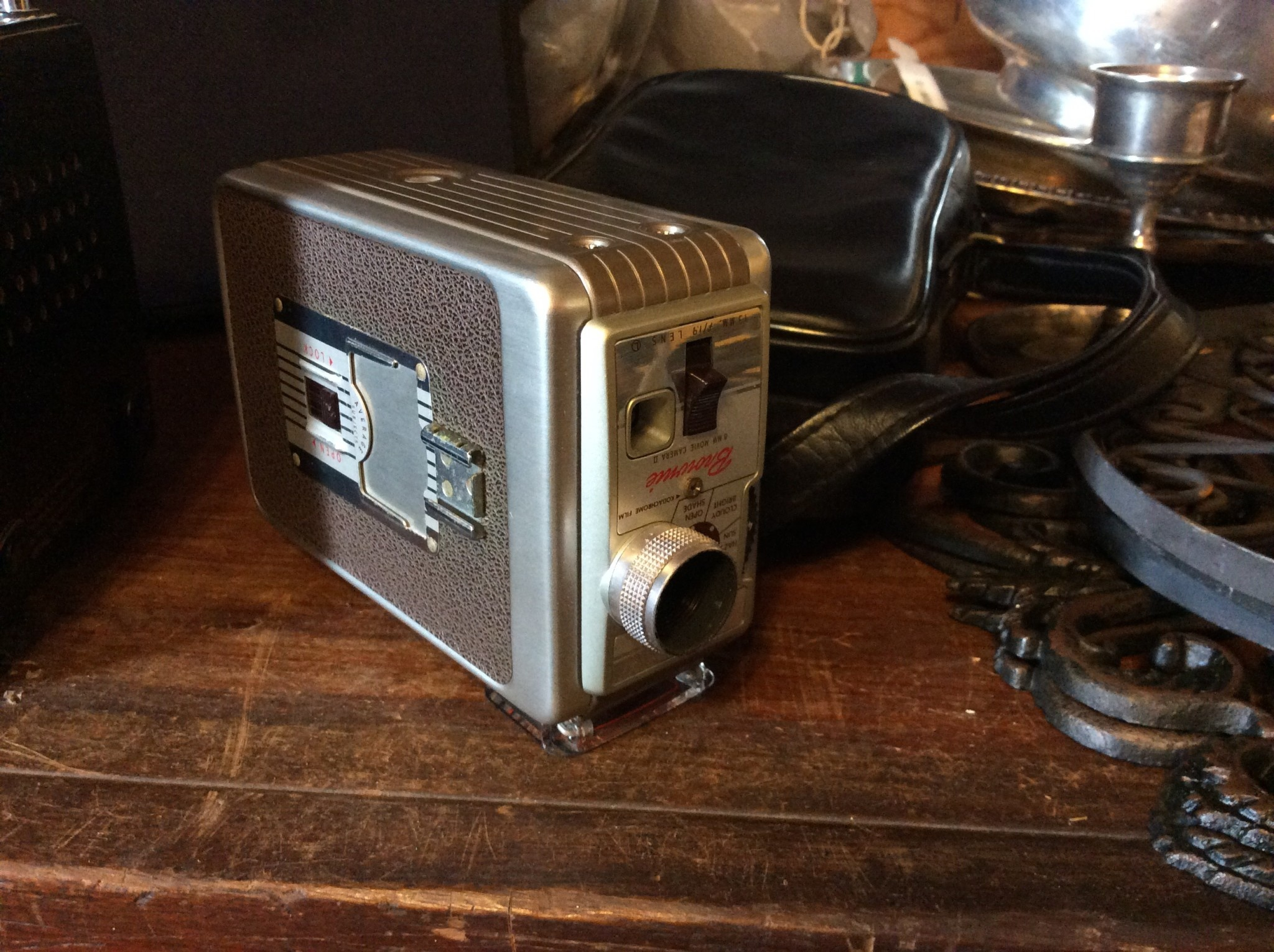 Kodak 8mm Movie Camera II