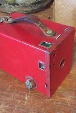Kodak brownie red camera