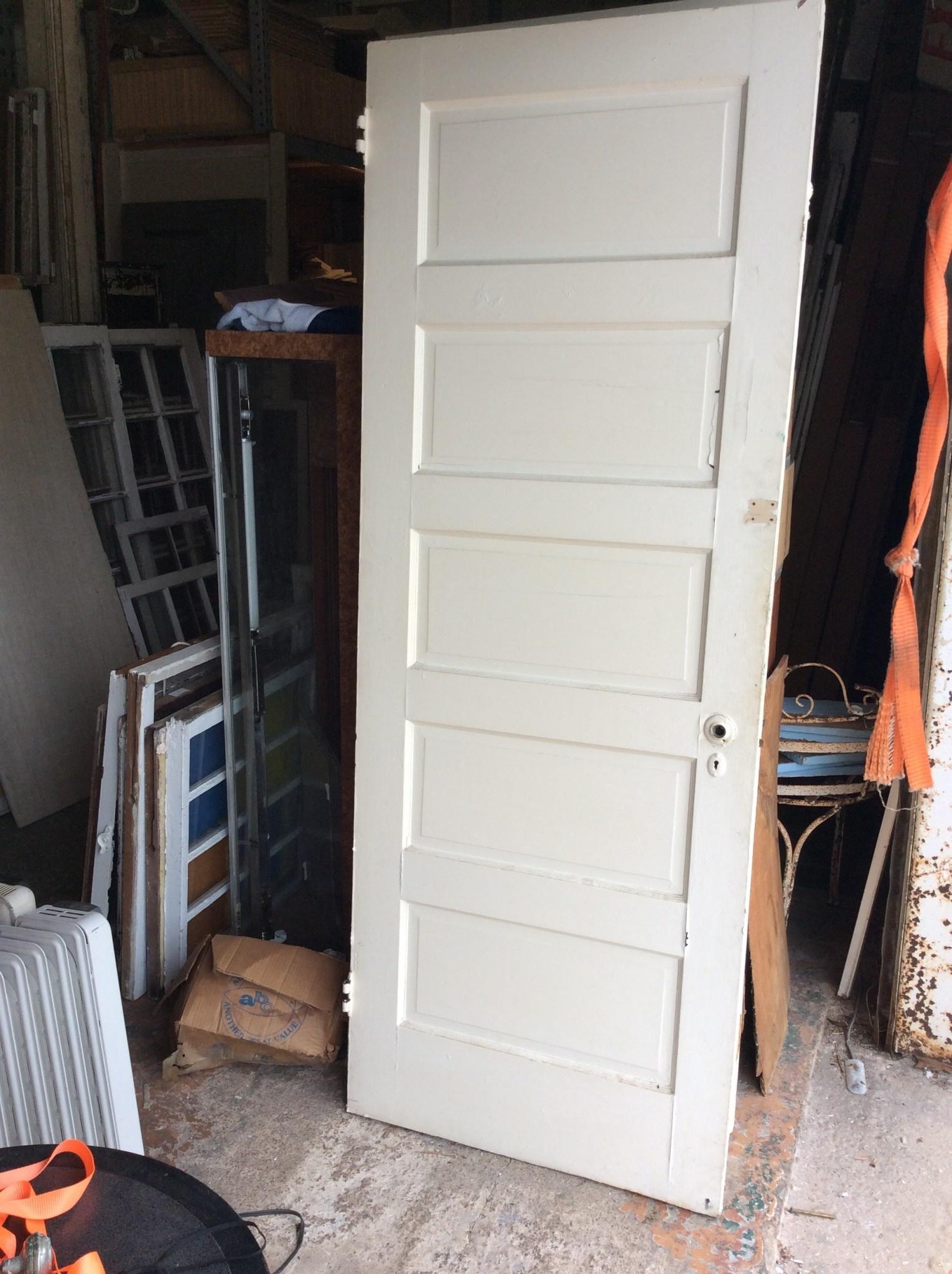 """5 Panel Door 29 7/8"""" x 79 1/2"""""""
