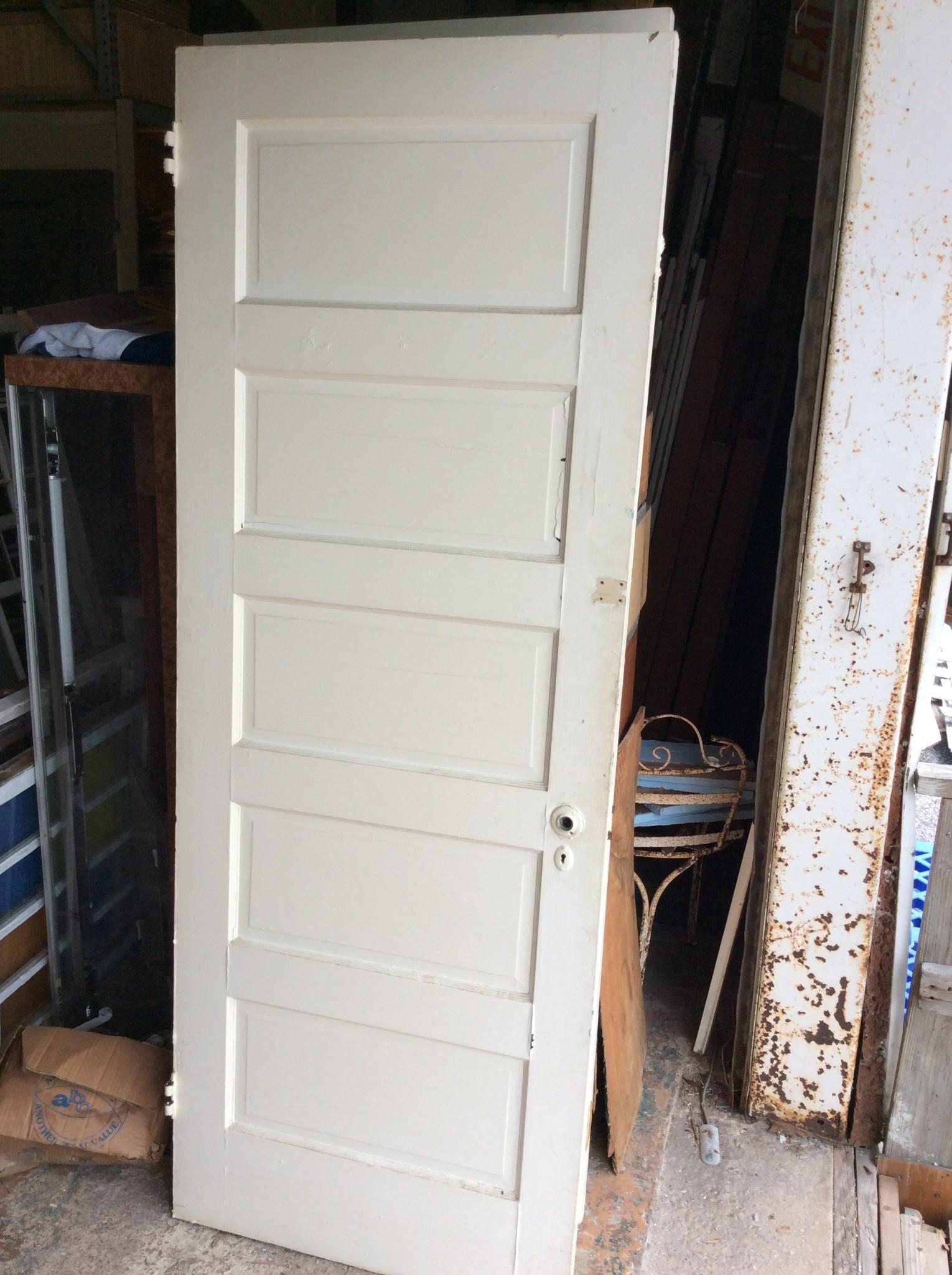 """5 Panel Door 31 1/2"""" x 79"""