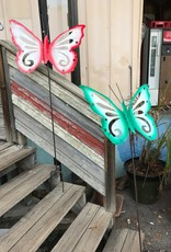 Butterfly w/ Stake