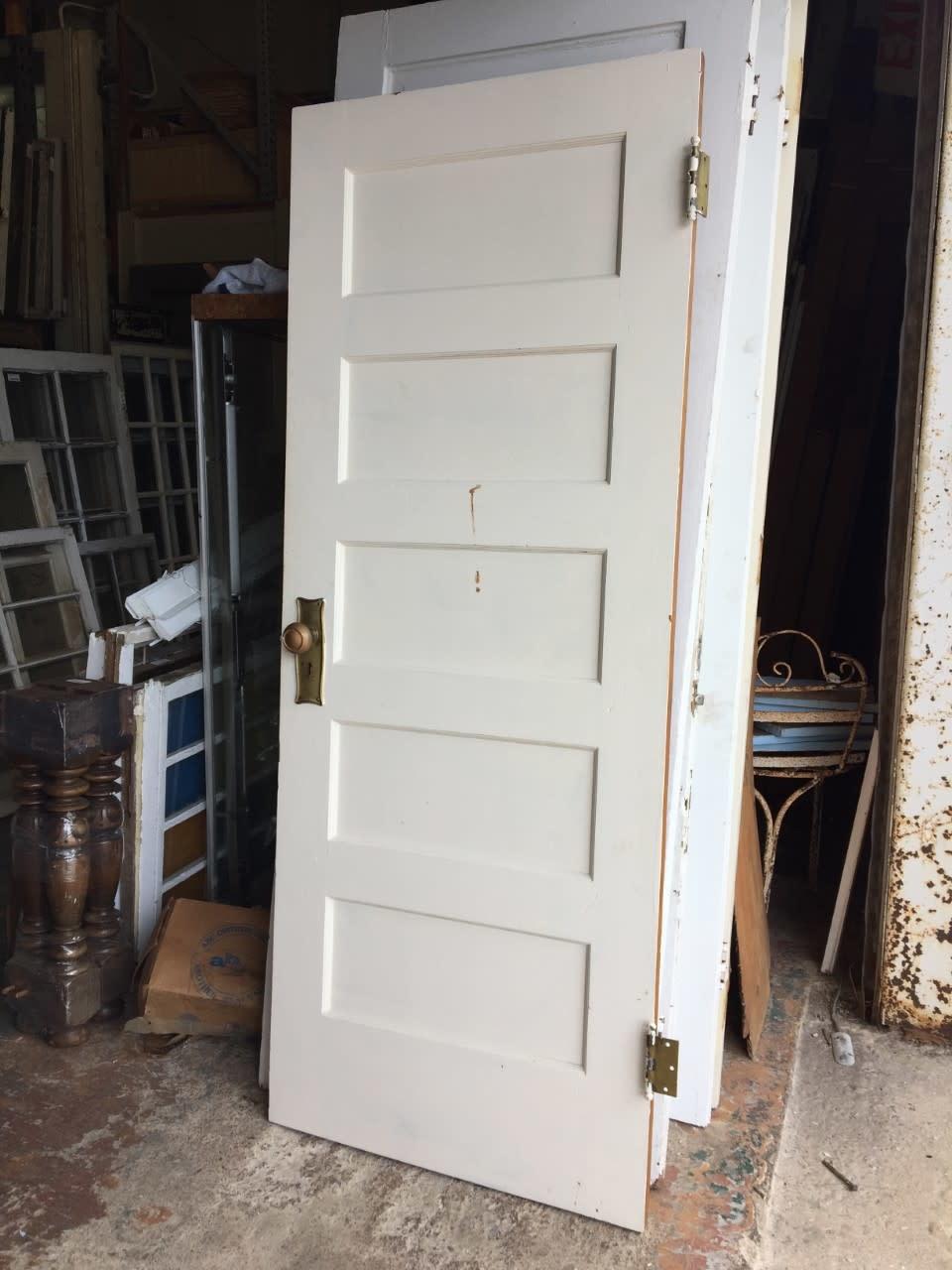 """5 Panel Door 28"""" x 72"""""""