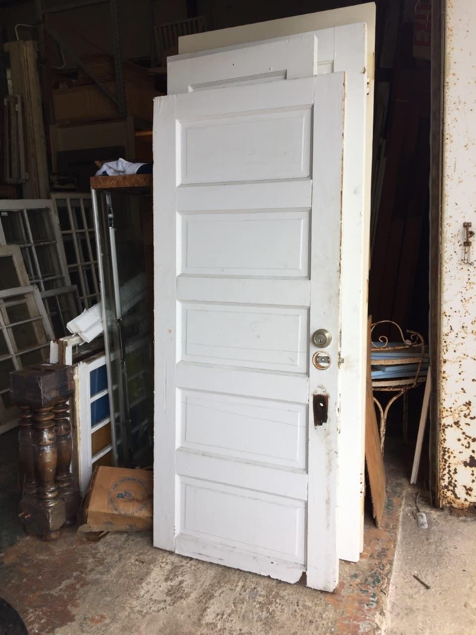 """5 Panel Door 30"""" x 71 1/4"""""""