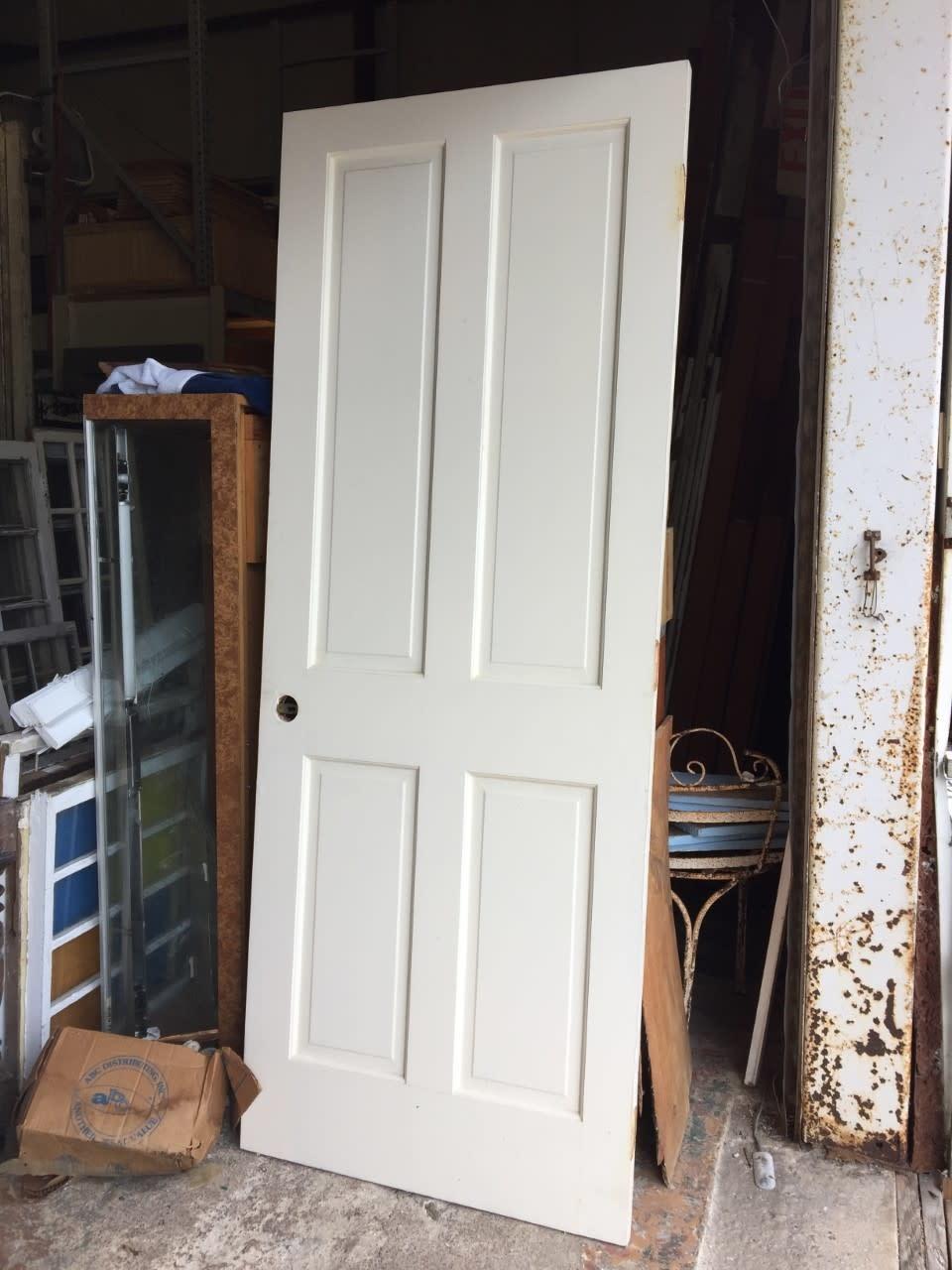 """4 Panel Door 34 3/8"""" x 82 3/8"""""""