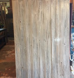 White Reclaimed Cypress Top