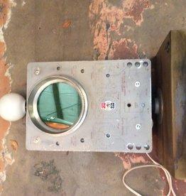 Military oscilloscope lamp