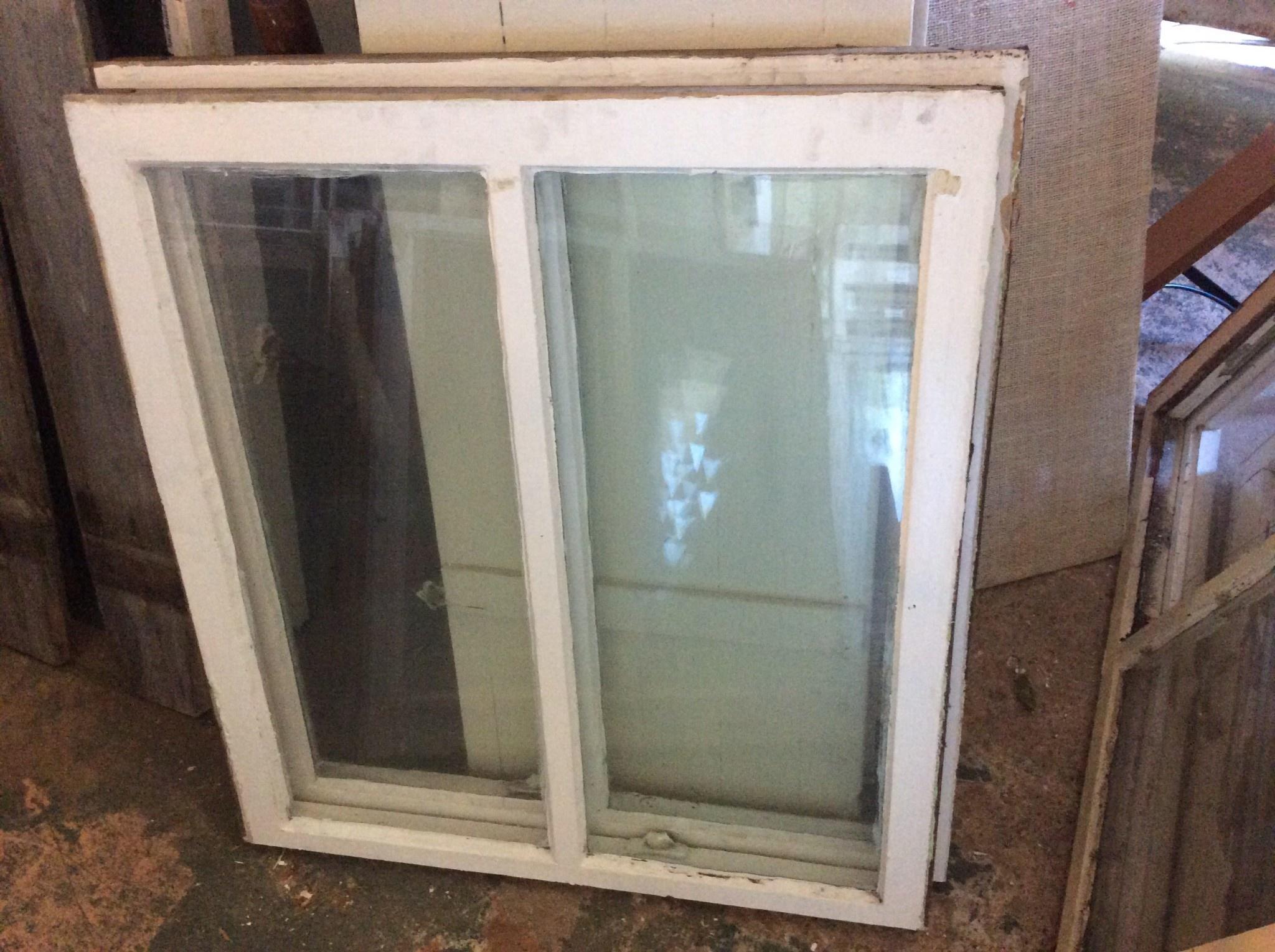 "2 Pane Window 28 1/2""w x 31""t"