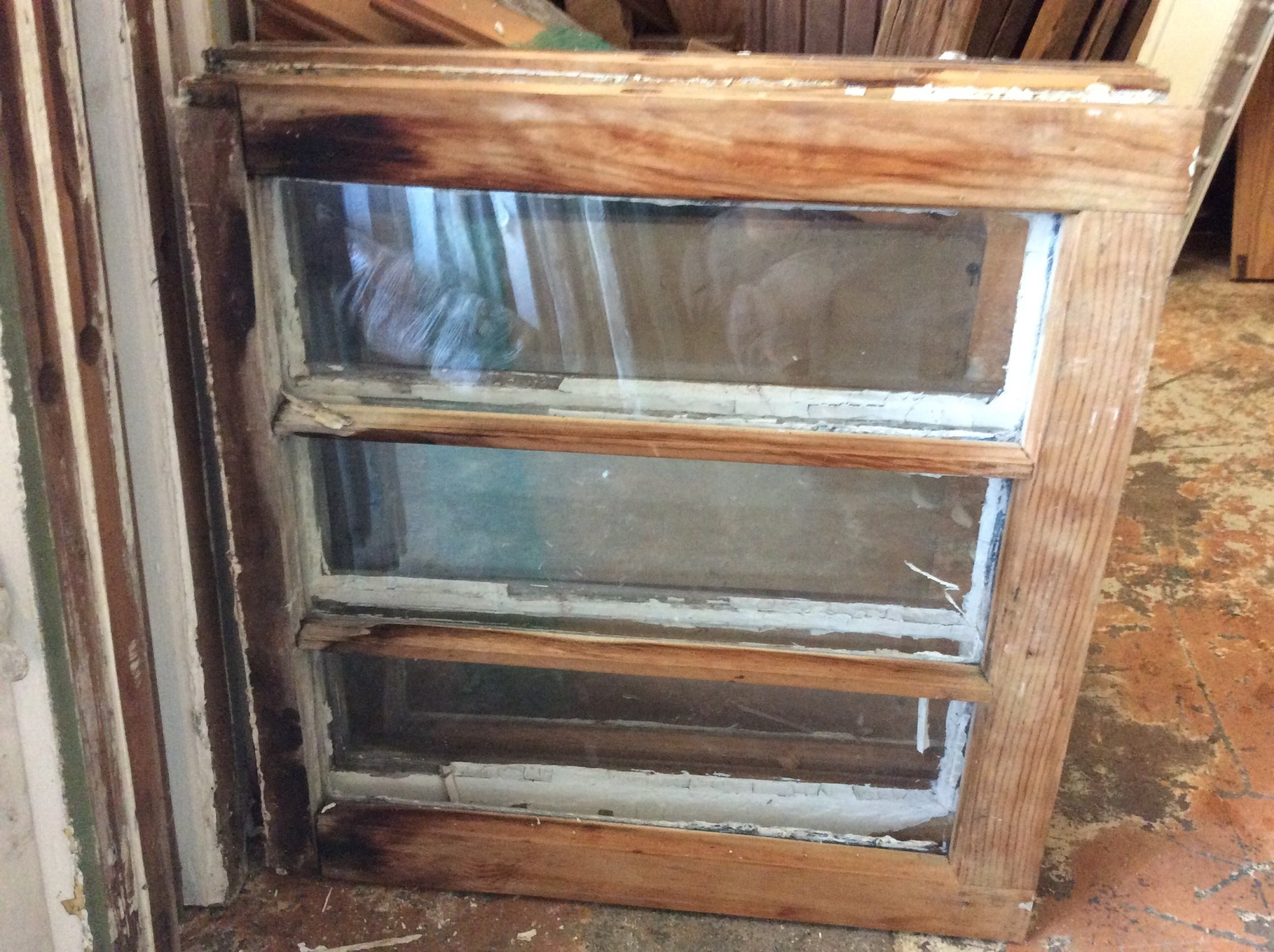 "3 Panel Window 22""w x 21 1/4""t"