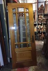"""Bevele Glass Panel Door 36 1/2"""" x 94 1/2"""""""