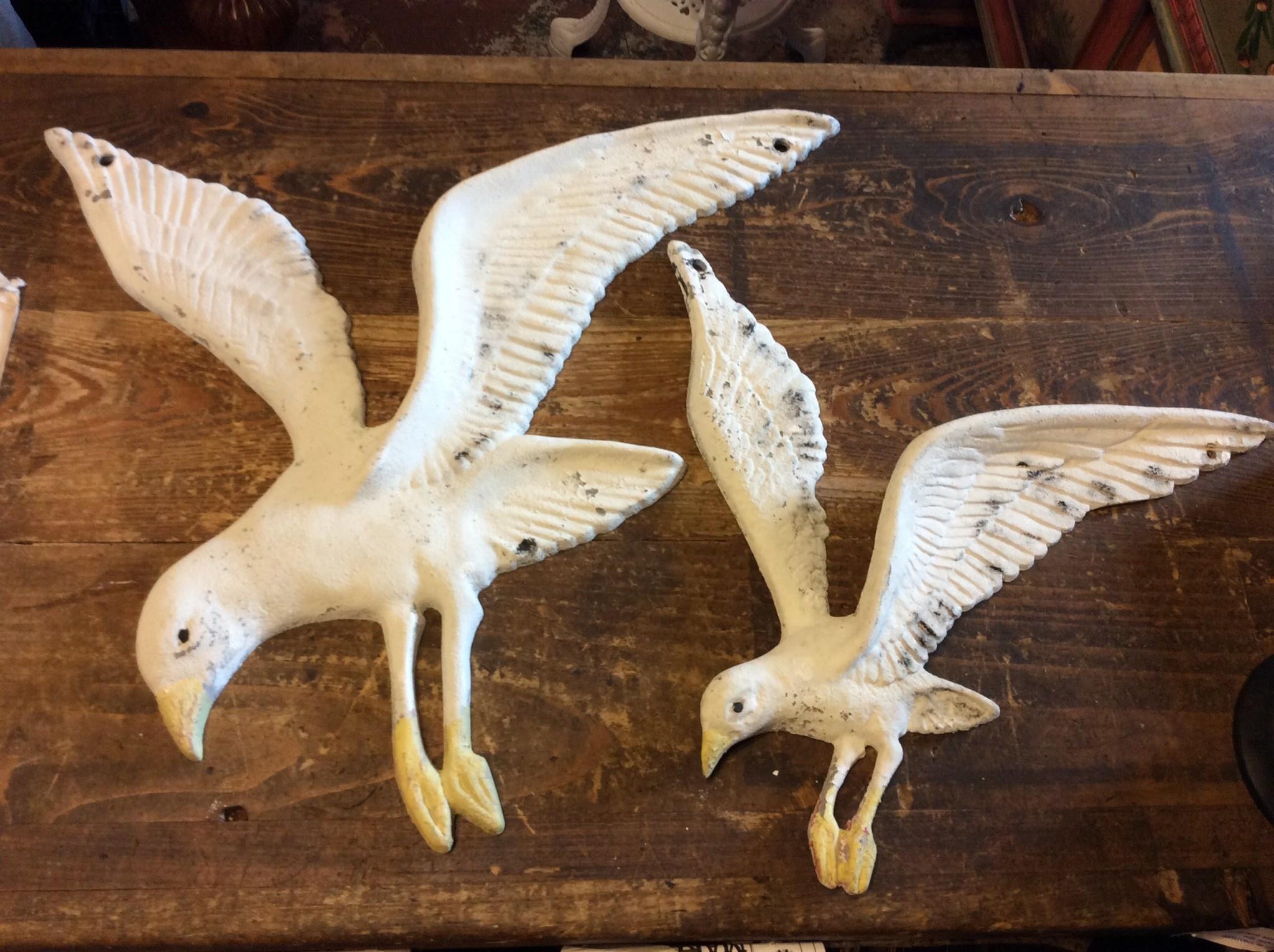 Iron seagull