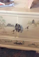 Asian style furniture set