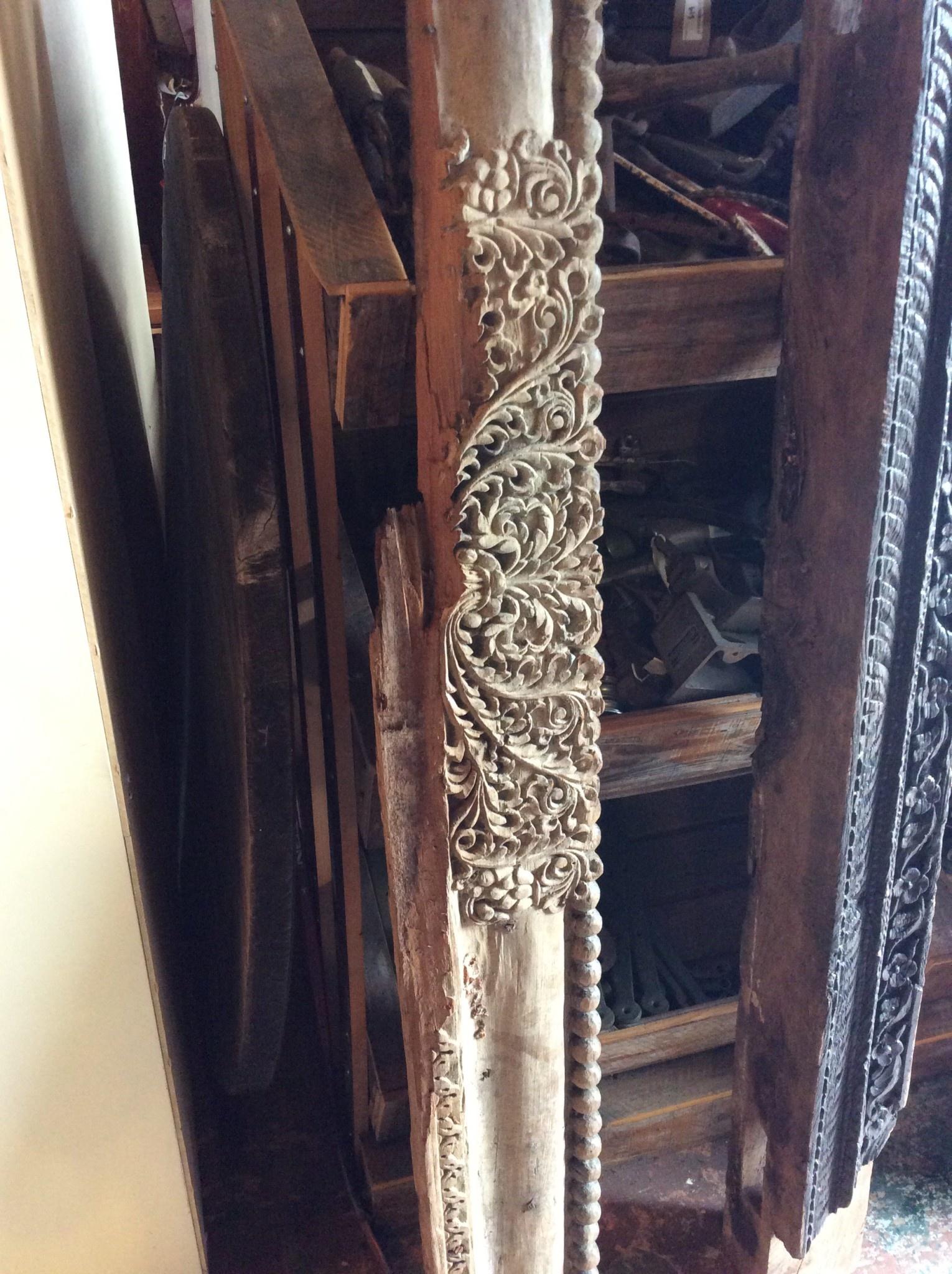 19th century door frame part style 2