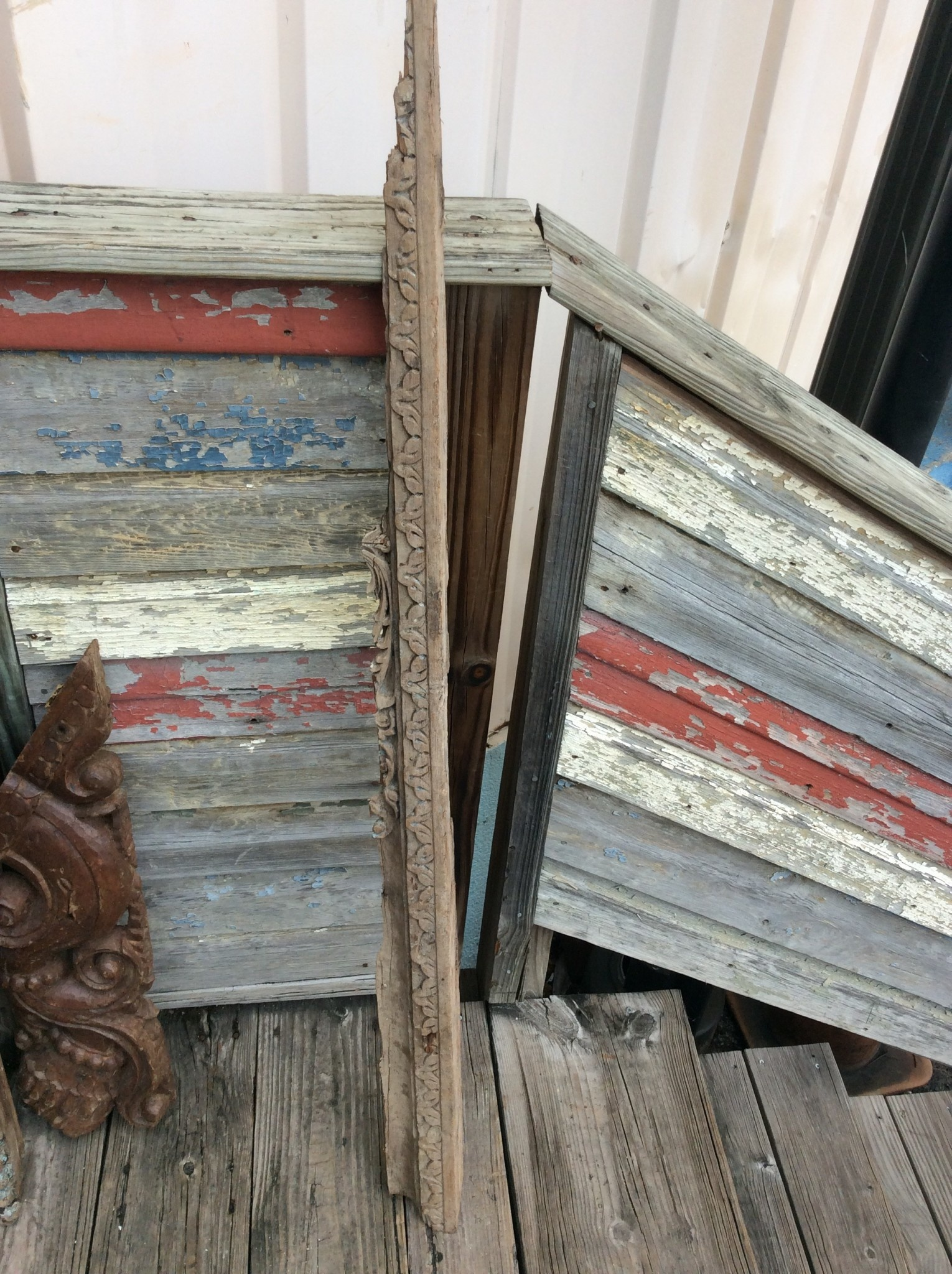 19th century door frame part style 16