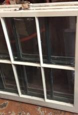 "6 Pane Window 32"" x 32"" Selby"