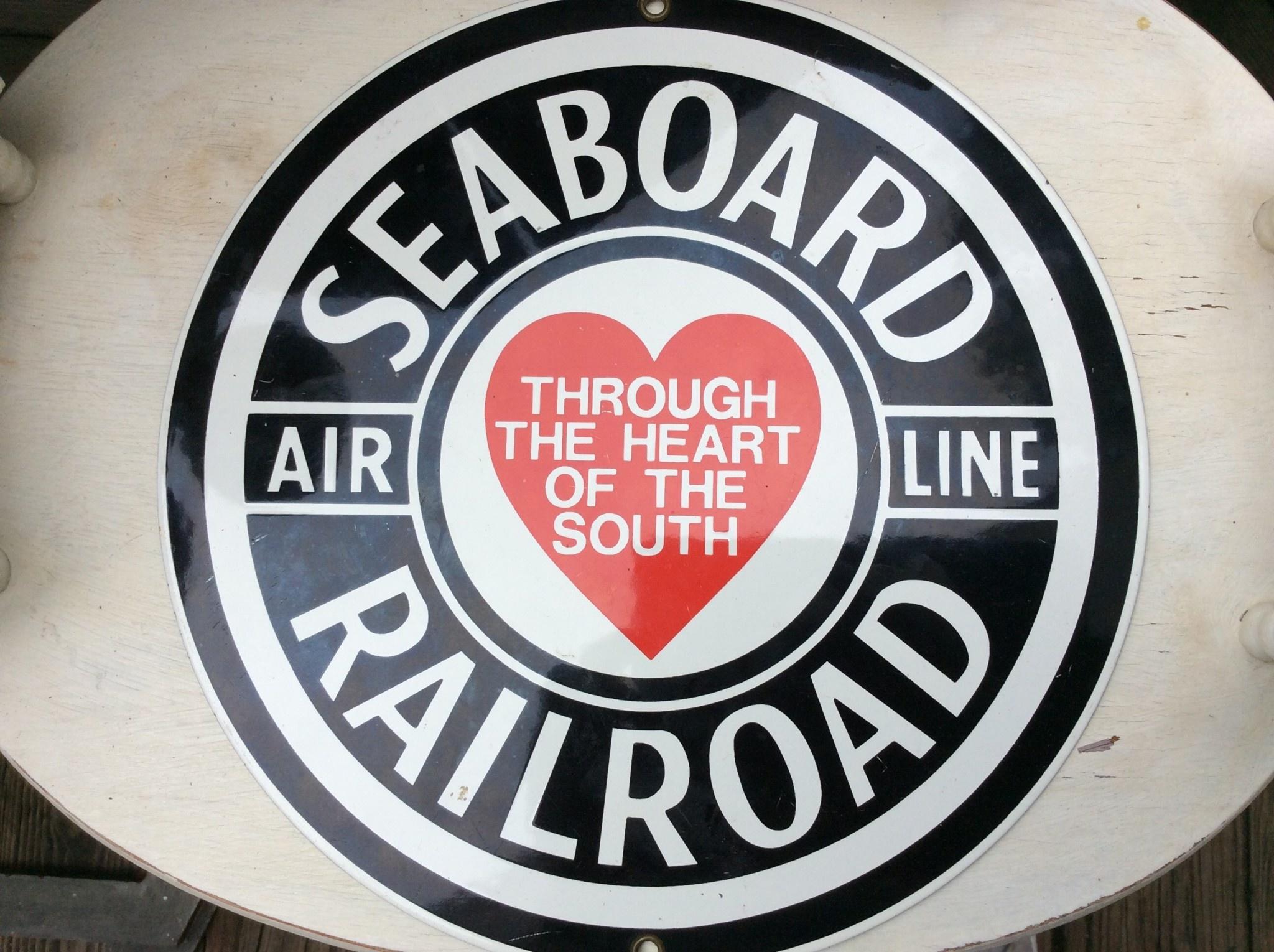 SEABOARD RAIL AIRLINE