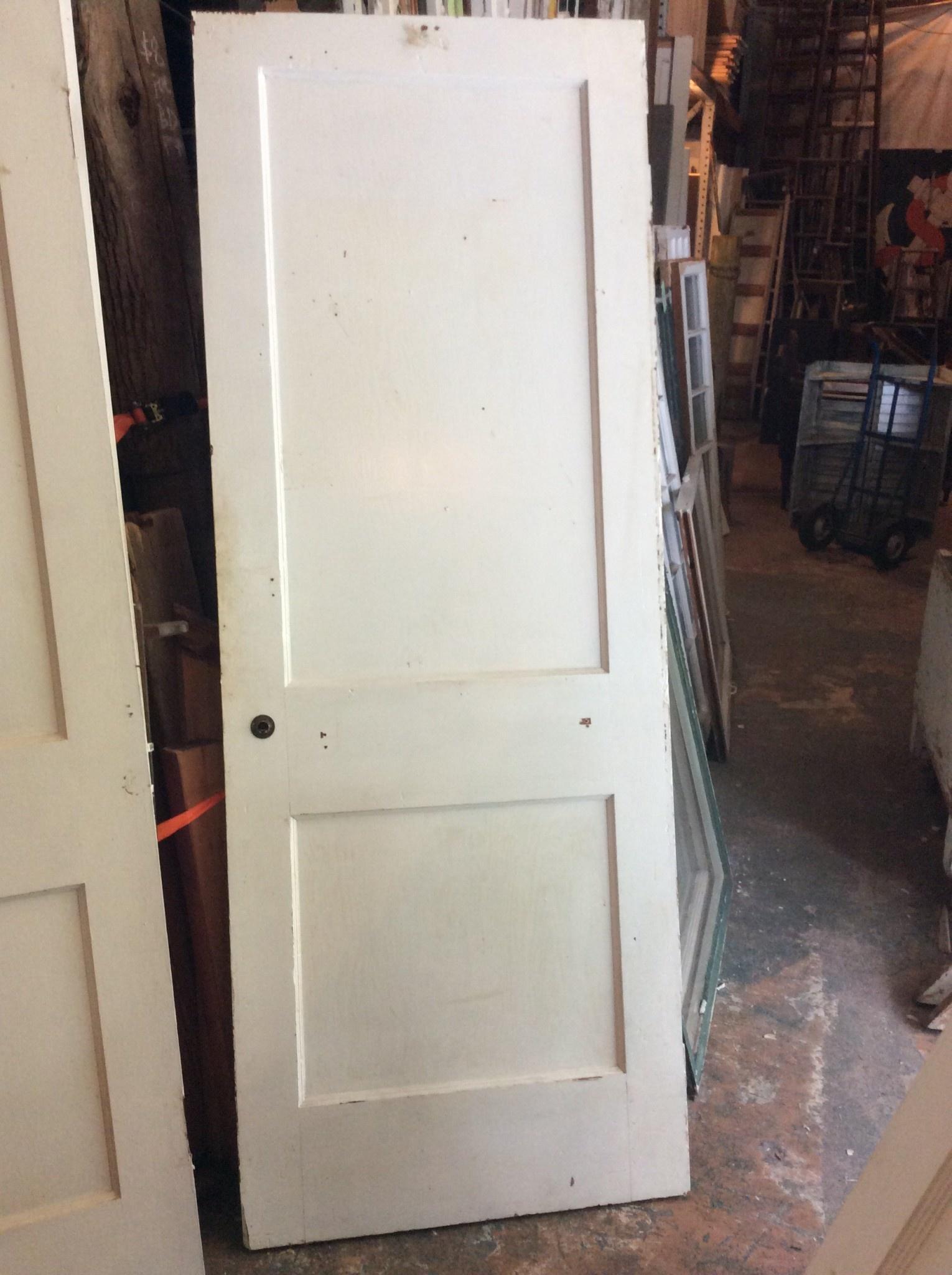 """2 Panel Door 30"""" x 80"""""""