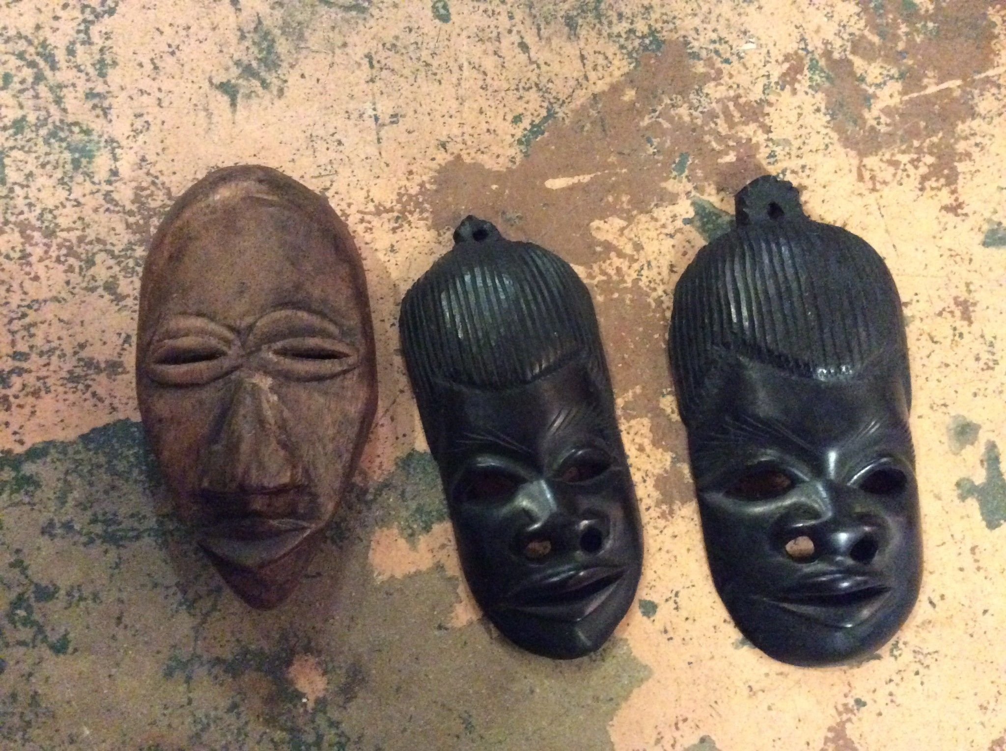 Small African Mask