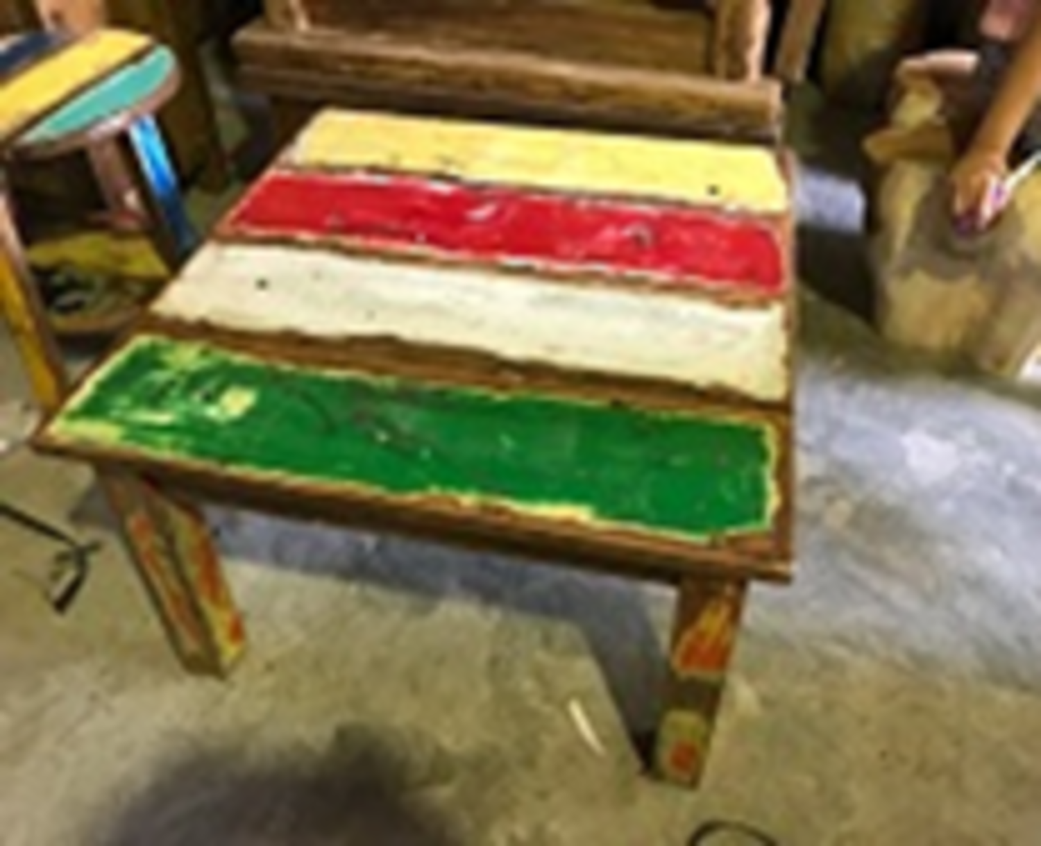 - Boat Coffee Table 32
