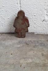 Mini Tin Woman