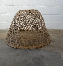 Large Woven Fish Trap