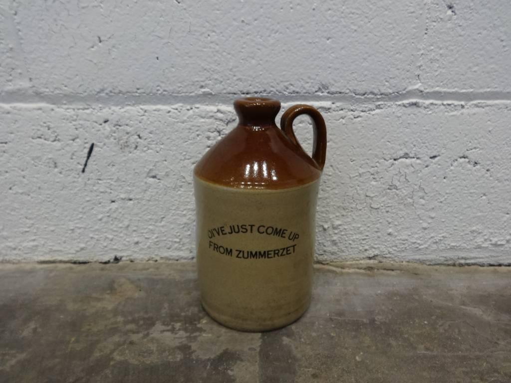 Medium Ceramic Bottle