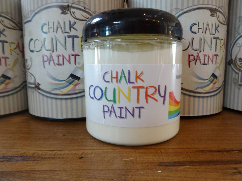 Chalk Paint - Lemon Touch 8 Oz