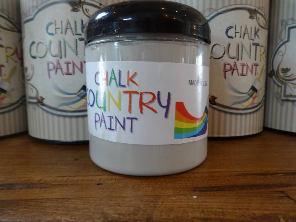 Chalk Paint - Steel Gray 8 Oz