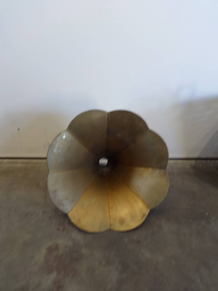 Morning Glory Phonograph Speaker