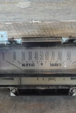 Automotive Spedometer