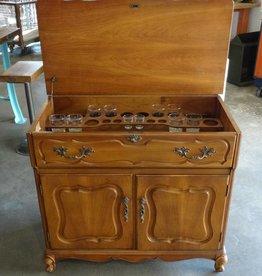 Vintage Cabinet Bar