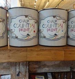 Chalk Paint - Caribbean Sea 1 Quart