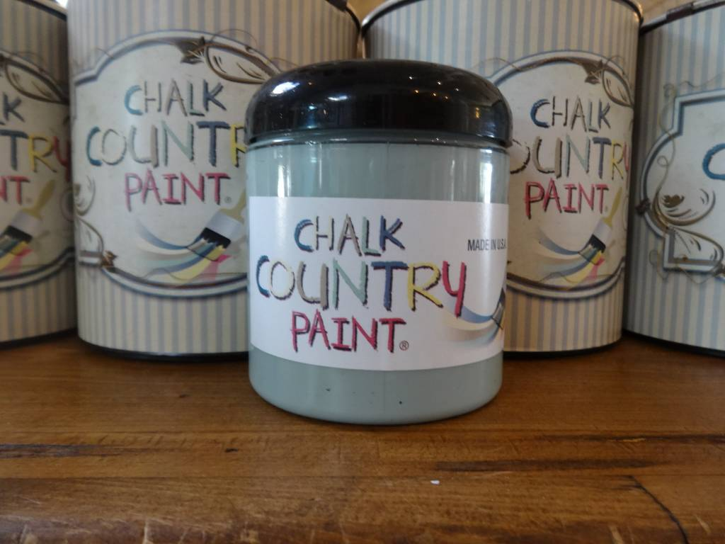 Chalk Paint - Caribbean Sea 8 oz
