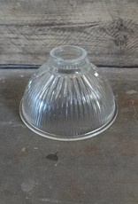 Clear Ridge Glass Vase