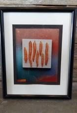Framed 7 Carrot Photo