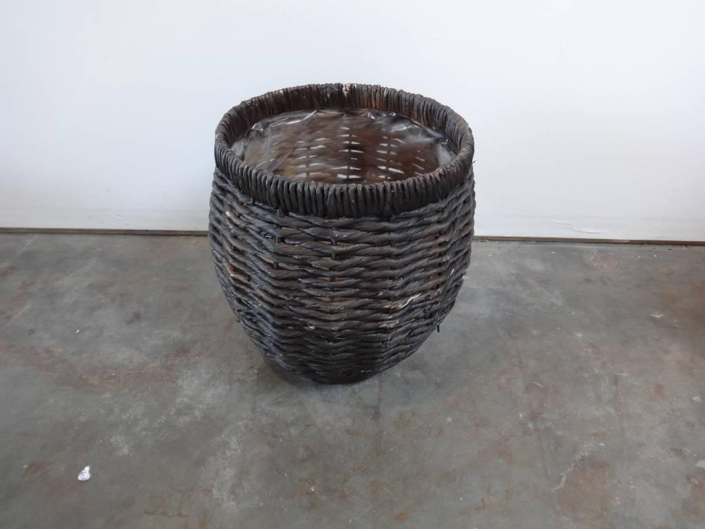Dark Brown Basket