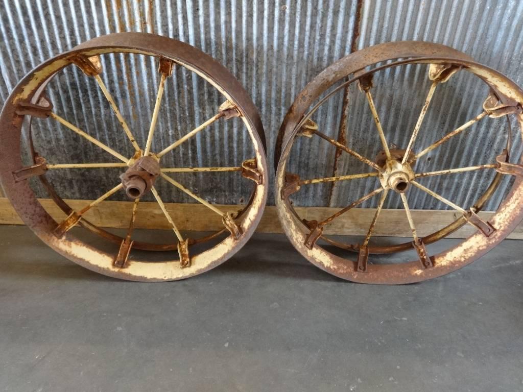 Corn Husker Iron Wheels