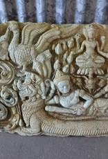 Dreaming Buddha Plaque