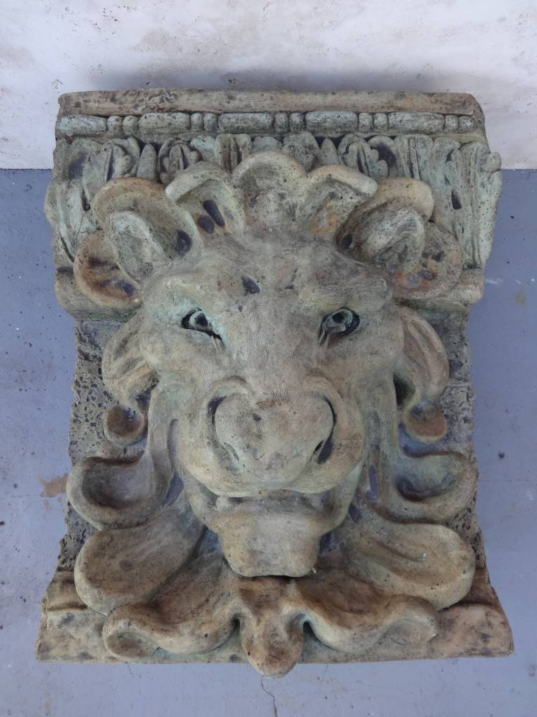 Lion Face Fountain Sarasota Architectural Salvage 1093 Central Ave Fl 34236