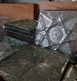 "6"" Small Square Turkish Crystal Tiles"