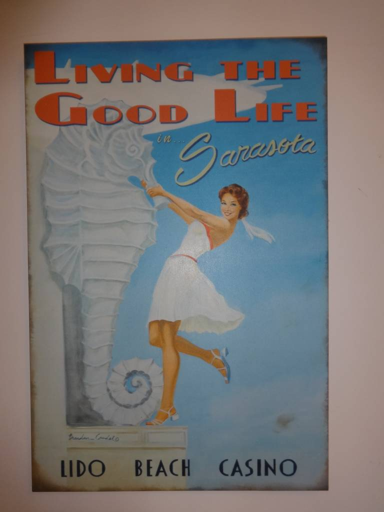Coudal Good Life Print