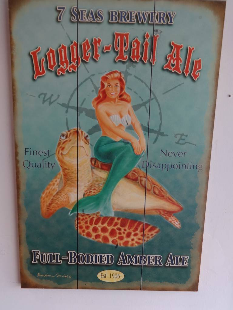Coudal Logger Tail Print