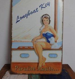 Coudal Longboat Key Print