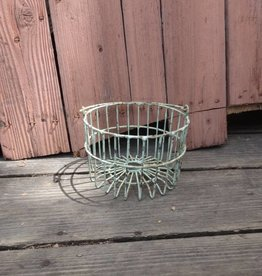 White Carterton Basket