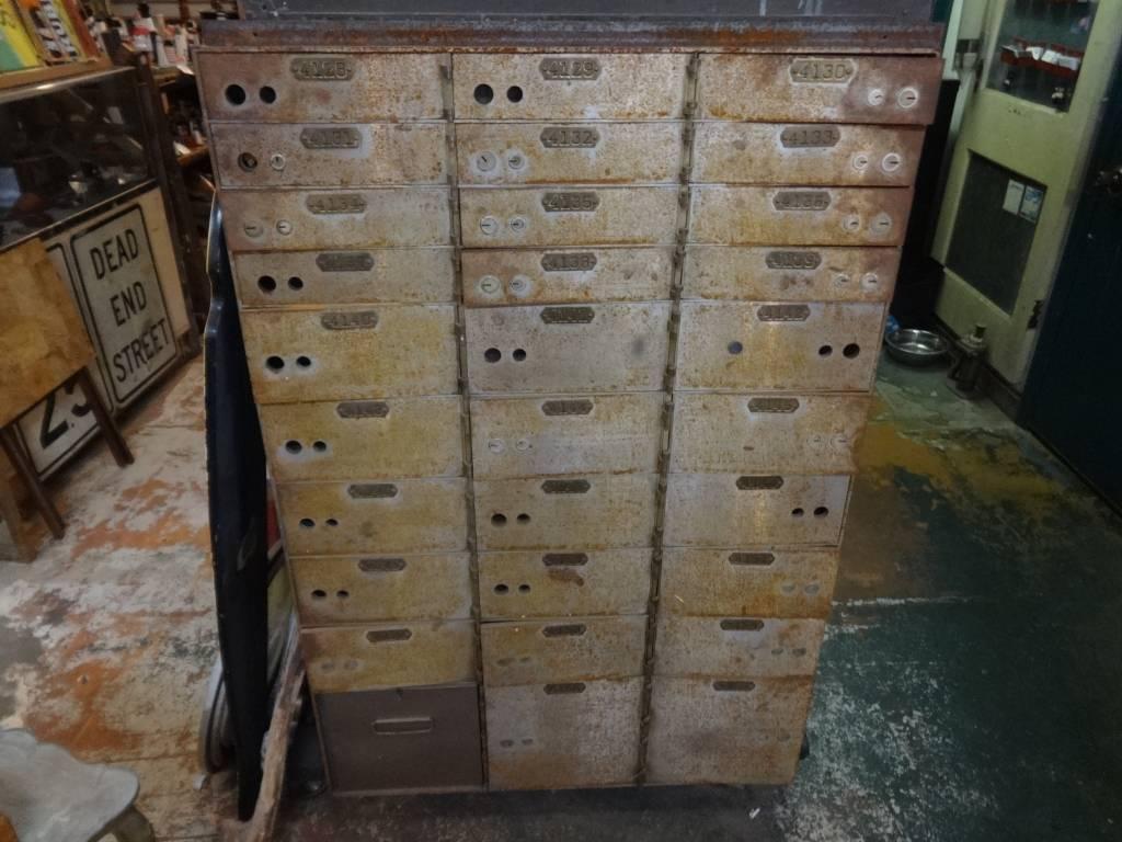 Bank Safety Deposit Box Safe Sarasota Architectural