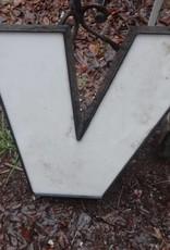 Channel Letter V